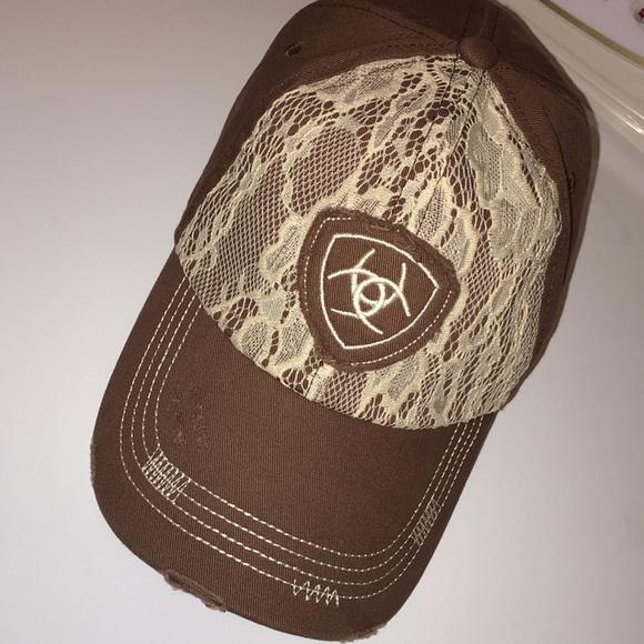 Ariat Accessories - Women s Ariat hat! ca7cafe4c70